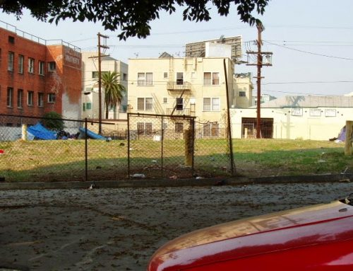 Commercial Brownfield Redevelopment in Downtown LA